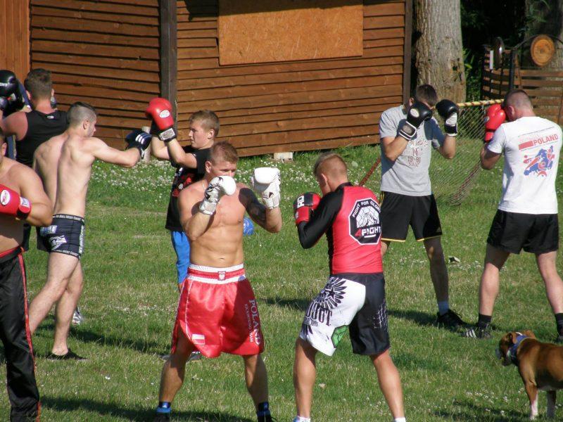Klub Kick Boxingu Duet